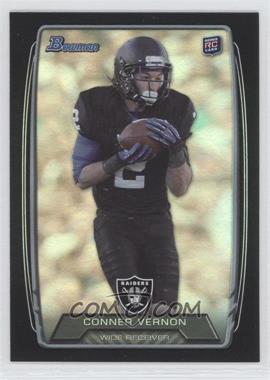 2013 Bowman Black Rainbow Foil #206 - Conner Vernon
