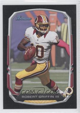 2013 Bowman Black #110 - Robert Griffin III