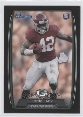 2013 Bowman Black #140 - Eddie Lacy