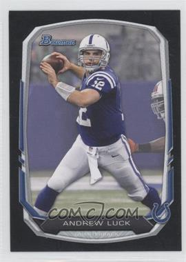 2013 Bowman Black #20 - Andrew Luck