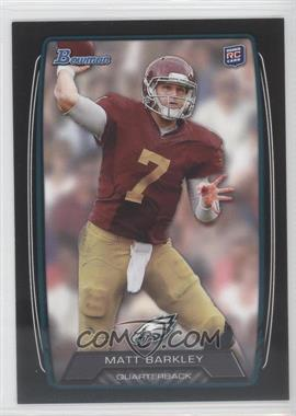 2013 Bowman Black #220 - Matt Barkley