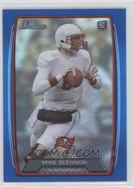 2013 Bowman Blue Rainbow Foil #128 - Mike Glennon /499