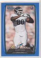 Dion Sims /499