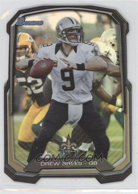 2013 Bowman Die-Cut Insert #BDC-DBR - Drew Brees
