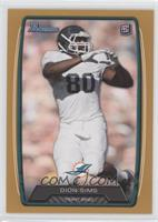 Dion Sims /399