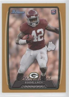 2013 Bowman Gold #140 - Eddie Lacy /399