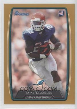 2013 Bowman Gold #151 - Mike Gillislee /399