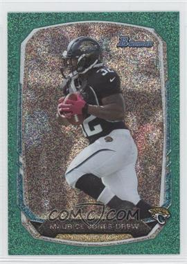 2013 Bowman Green Ice #4 - Maurice Jones-Drew /50