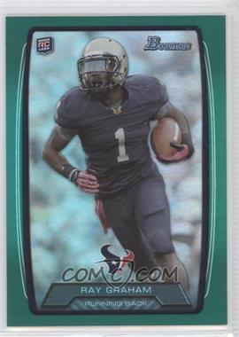 2013 Bowman Green Rainbow Foil #202 - Ray Graham /1
