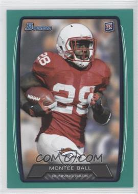 2013 Bowman Green #135 - Montee Ball /99
