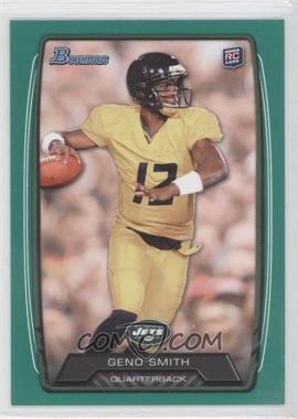 2013 Bowman Green #150 - Geno Smith /99