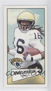 2013 Bowman Mini Cards 1952 Design #52B-DR - Denard Robinson