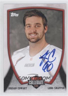 2013 Bowman NFLPA Collegiate Bowl Autographs #7 - [Missing]