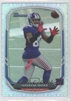 Hakeem Nicks /1