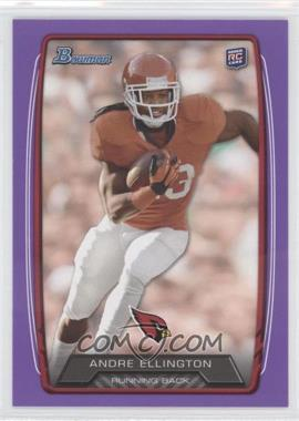 2013 Bowman Purple #139 - Andre Ellington