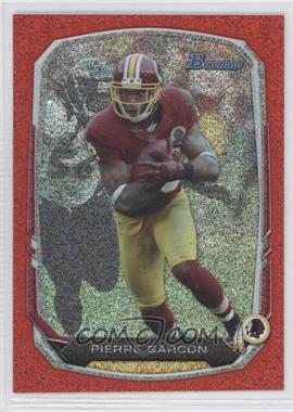 2013 Bowman Red Ice #39 - Pierre Garcon /25