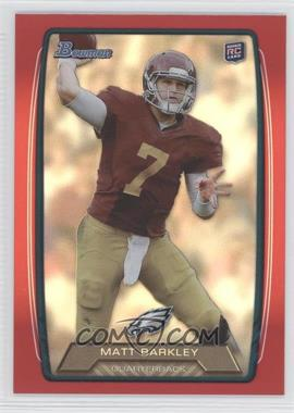 2013 Bowman Red Rainbow Foil #220 - Matt Barkley /199
