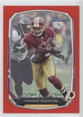 2013 Bowman Red #39 - Pierre Garcon /25