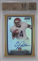 Quinton Patton /75 [BGS 9.5]