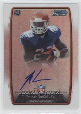 2013 Bowman Rookie Chrome Refractor Autograph #RCRA-MGI - [Missing]