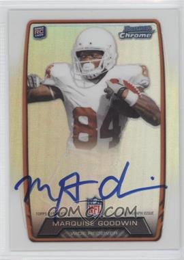 2013 Bowman Rookie Chrome Refractor Autograph #RCRA-MGO - [Missing]