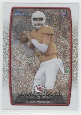 2013 Bowman Silver Ice #114 - Tyler Bray
