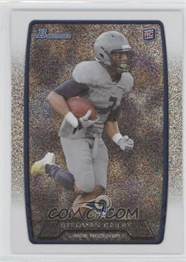 2013 Bowman Silver Ice #121 - Stedman Bailey