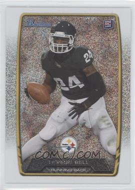2013 Bowman Silver Ice #123 - Le'Veon Bell