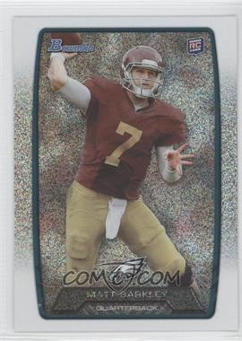 2013 Bowman Silver Ice #220 - Matt Barkley