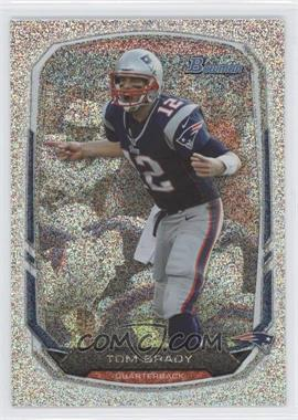 2013 Bowman Silver Ice #50 - Tom Brady