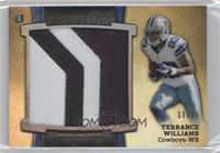 Terrance Williams /25