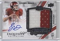 Rookie Signature Patch Tier 2 - Landry Jones /125