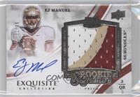 Rookie Signature Patch Tier 1 - EJ Manuel /99