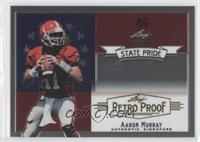 Aaron Murray /4