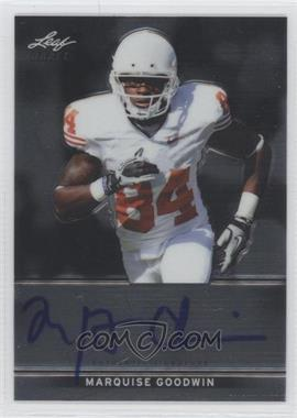 2013 Leaf Metal Draft #BA-MM1 - Marquise Goodwin