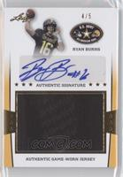 Ryan Burns /5