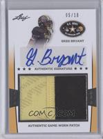 Greg Bryant /10