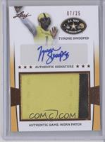 Tyrone Swoopes /25