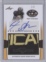 Tony Stevens /5