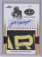 Jeremy Johnson /1