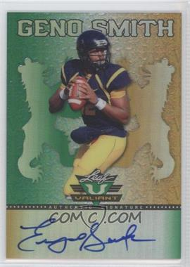 2013 Leaf Valiant #BA-GS1 - Geno Smith