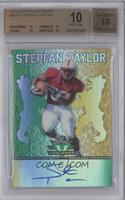 Stepfan Taylor [BGS10]