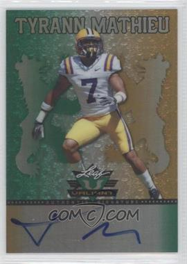 2013 Leaf Valiant #BA-TM1 - Tyrann Mathieu