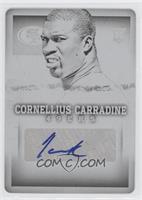 Cornellius Carradine /1
