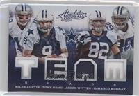 Jason Witten, DeMarco Murray, Miles Austin, Tony Romo /99