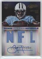 Rookie Premiere Materials NFL - Justin Hunter /299