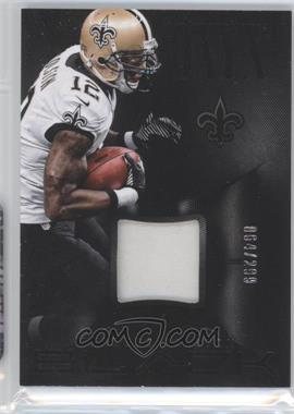 2013 Panini Black Onyx Materials #8 - Marques Colston /299