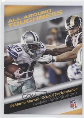2013 Panini Bridgestone Performance Moment #N/A - DeMarco Murray