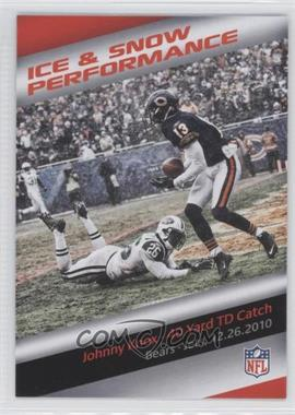 2013 Panini Bridgestone Performance Moment #N/A - Johnny Knox