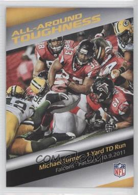2013 Panini Bridgestone Performance Moment #N/A - Michael Turner